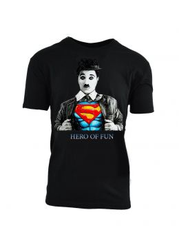 Ανδρικό T-Shirt 'Hero of Fun'