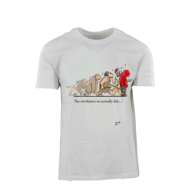 Ανδρικό T-Shirt 'Our Revolution'