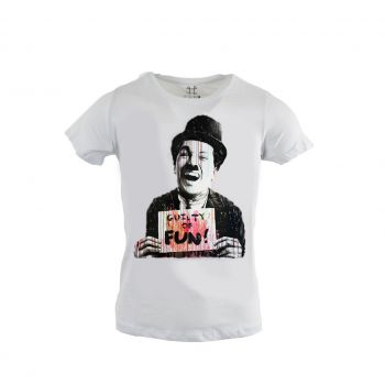 Women's T-Shirt 'Guilty of Fun'