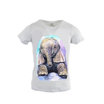 Women's T-Shirt 'Cute Dumbo'