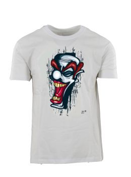 Ανδρικό T-Shirt 'A different smile of Joker'