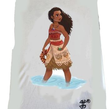 Children's T-shirt 'Moana'